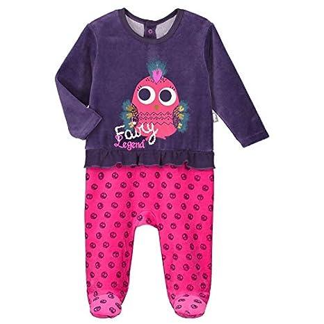 2d8f16be8cd4b Pyjama bébé velours effet 2 pièces Fairytails - Taille - 18 mois (86 ...