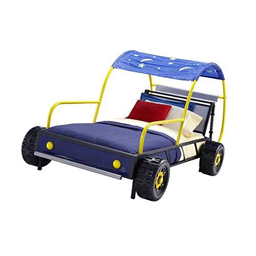 Overlay Crown - Car Beds for Boys Twin Size Buggy Adventure Elegant Headframe Hardwood Solids Arched Crown Overlay Furniture Dreamy Elegant Bedroom Beautifull Comfort Design Sleep & eBook by MSS