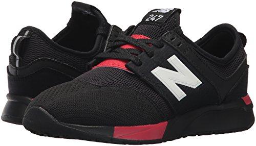 New Balance KL247C2G Sneaker Kinder Schwarz