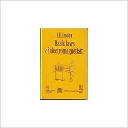 Irodov-Basic laws of Electromagnetism, download as pdf ...