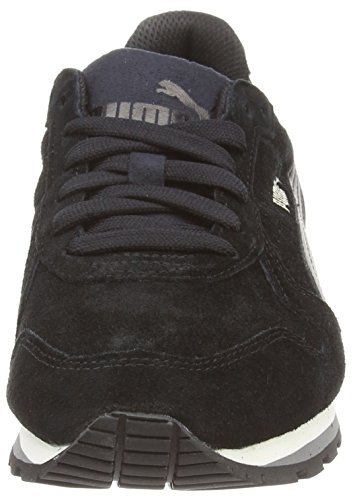 Adulte St Black Mixte SD Baskets Noir Basses Puma 01 Runner YHwwqf