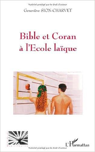 Download Bible et Coran à l'école laïque pdf, epub