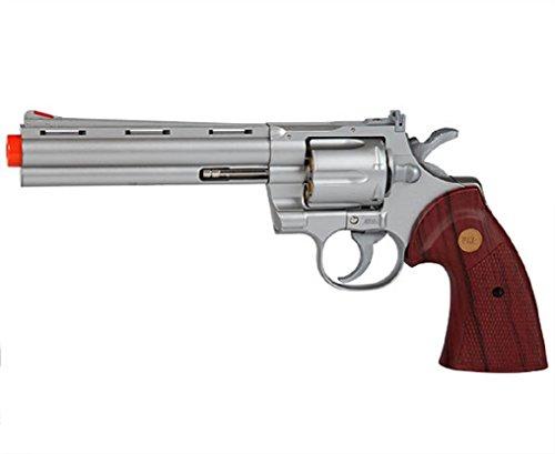 "UHC Zombie Killer .357 6"" Spring Airsoft Revolver"