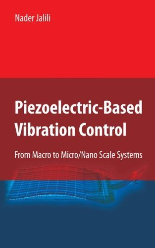 Piezoelectric-Based Vibration Control: From Macro to Micro/Nano Scale Systems by Nader Jalili (2009-12-08)