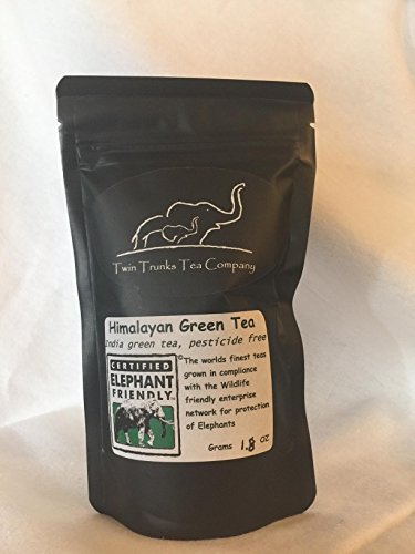 Twin Trunk (Elephant Friendly Himalayan Green Tea)