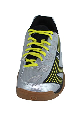 Silver 6 Black Hi Indoor Shoe Mens Flare Infinity 5 Court Tec Yellow Misc Oq0AqafBw