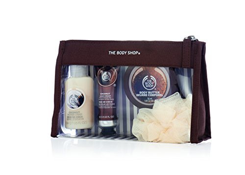 The Body Shop Coconut Beauty Bag