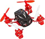 HQ Kites RC 4 Channel Micro Quadcopter Vehicle, 2.4 GHz