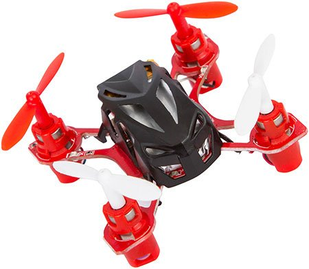 HQ Kites RC 4 Channel Micro Quadcopter Vehicle, 2.4 GHz by HQ Kites and Designs
