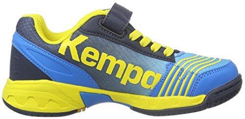 Kempa Attack Kinder Unisex 06 Blau Handballschuhe Hr5HzEwq