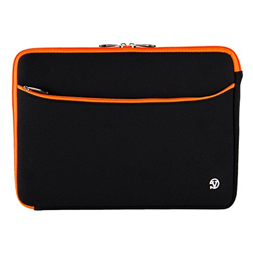 11-13 Inch Laptop Sleeve Multi-Color & Size Choices Case/Water-Resistant Neoprene Notebook Computer Pocket Tablet Briefcase Carrying Bag/Pouch Skin Cover for Acer/Asus/Dell/Lenovo