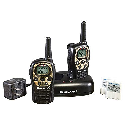 Midland Consumer Radio MID-LXT535VP3Midland LXT535VP3 22-Channel Camo GMRS with 24-Mile Range