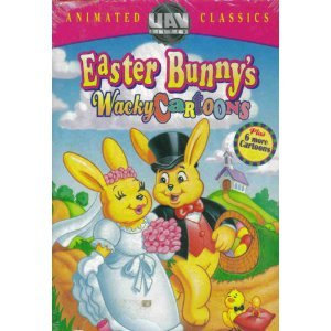 Easter Bunny's Wedding Party Plus 6 Bonus Color CartoonsVHS