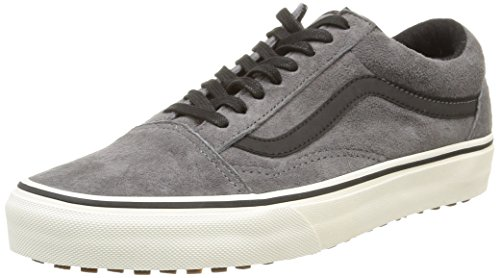 U Gris Mixte Baskets Old Basses Vans Wool Pewter Skool MTE Adulte dpHYnx
