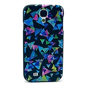 QHY Samsung S4 I9500 compatible Graphic/Cartoon/Cool Skulls/Special Design Plastic Back Cover