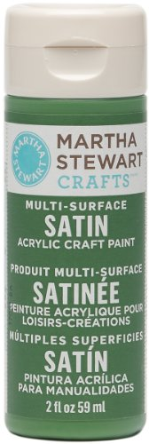 martha-stewart-crafts-multi-surface-satin-acrylic-craft-paint-in-assorted-colors-2-ounce-32002-pesto