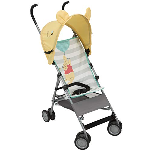 Disney Baby Comfort Height Character Umbrella Stroller with Basket, Hello Funshine by Unknown
