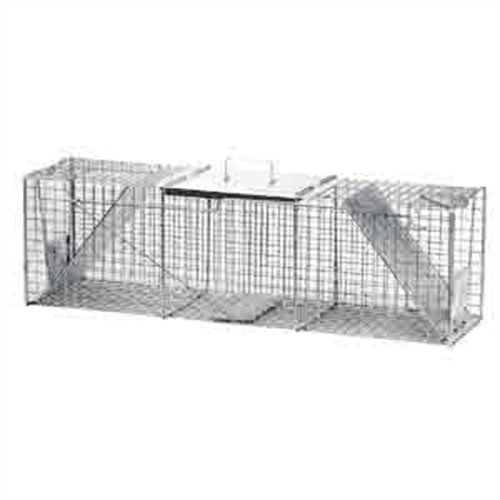 Havahart 1050 Live Animal Two-Door Large Raccoon and Opossum Cage Trap ()