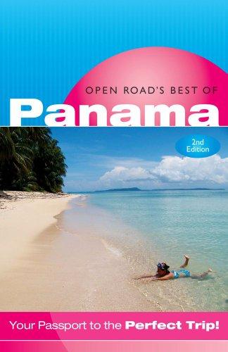 2nd edition National Geographic Traveler Panama