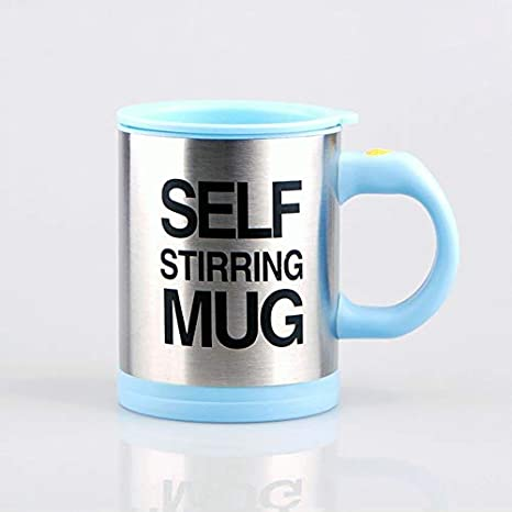 Back To Search Resultshome & Garden 400ml Automatic Self Stirring Mug Coffee Milk Mixing Mug Stainless Steel Thermal Cup Electric Lazy Double Insulated Smart Cup
