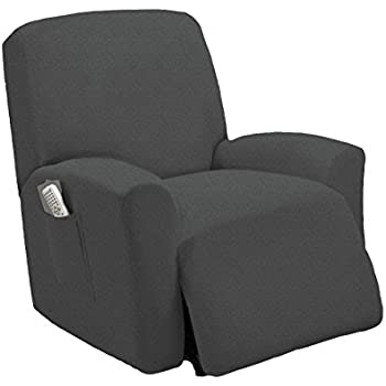 Beau MarCielo Stretch Recliner Slipcover By, 1 Piece Couch Cover, Sofa Cover,  Furniture