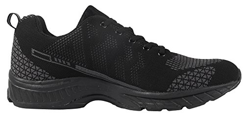 iLoveSIA Men's Trail Running and Walking Shoes - side view 2
