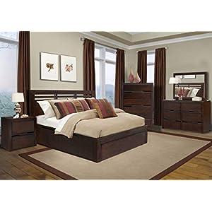 Cottage Creek Furniture Elm Bedroom Sets