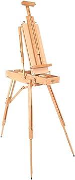 RKY Caballetes- Caballete, caja de pintura de madera para damas ...
