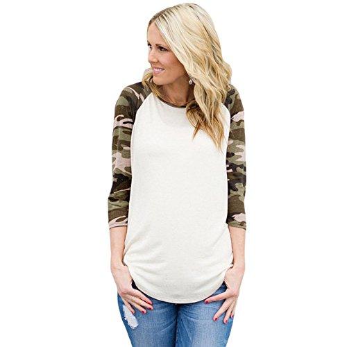 15132c57e85e Shirt Fit White T Printed Slim Women s Tops wgWASFIq