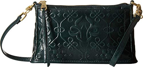 Hobo Women's Cadence Embossed Evergreen One Size -