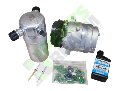 Parts Realm CO-20453RK Complete Compressor Replacement Kit - Remanufactured ()