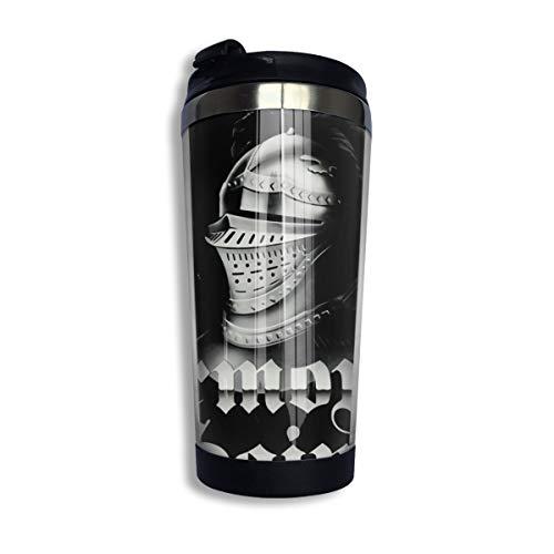 Patrick C Smith Armored Saint Music Band Double Wall Stainless Steel Coffee Mug Insulation and Leak Proof/Tumbler/Tumblerful/Mug Gift 10oz