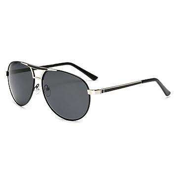 Weiwei Gafas de Sol Hombre,Accesorios clásico Gafas ...