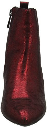 Shimmer Lotus Botas para Red Red Mujer Booney Rojo cpOqx6B