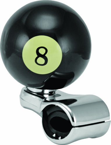 8 ball steering wheel - 2