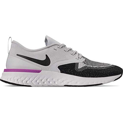 Nike Men's Odyssey React Flyknit 2 Running Shoe AH1015 009 Size