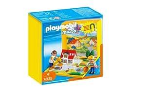 Playmobil Micro World Modern House #4335