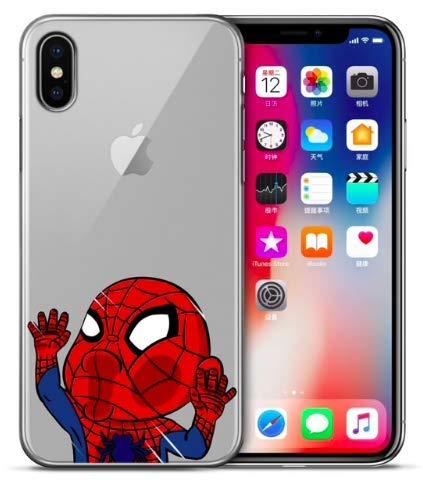 coque iphone xr silicone mignon