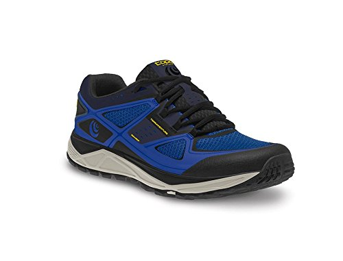 TOPO Men's Terraventure Trail Running Shoes Blue/Black 9 Review