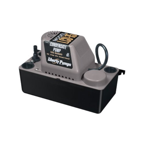 Liberty Pumps LCU-15ST Automatic 1/50-HP Compact Condensate Pumps with Safety Switch and 20-Feet Tubing by Liberty Pumps