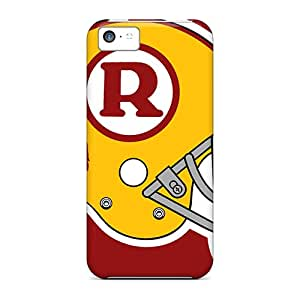 Awesome NRG3456VaCx Melodycc Defender Tpu Hard Case Cover For Iphone 5c- Washington Redskins