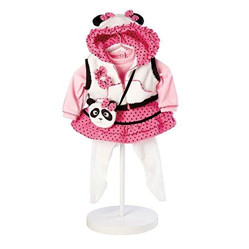20 Baby Doll Panda Fun Costume