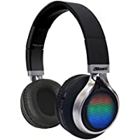 2BOOM Led Lightboom Wireless Stereo Headphone Black