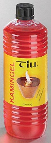 Kamin/Brandgel Nachfüllflasche 1 Liter