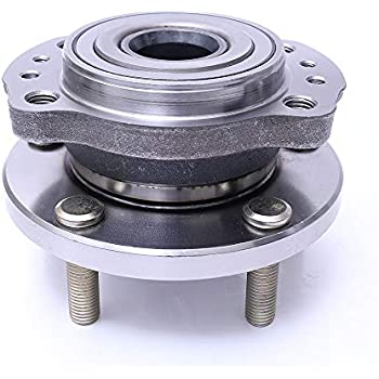 512157 Rear Wheel Hub Bearing Assembly 4WD ONLY for Chrysler Voyager Town & Country Dodge Caravan