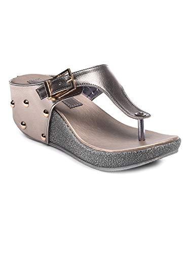 Bruno Manetti Women Fashion Sandals Wedges