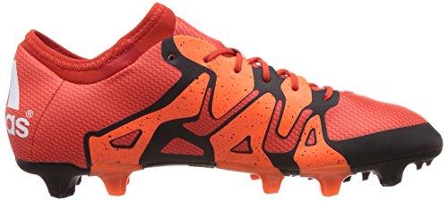 adidas X15.1 FG/AG Herren Fußballschuhe Rot (Bold Orange/Ftwr White/Solar Orange)
