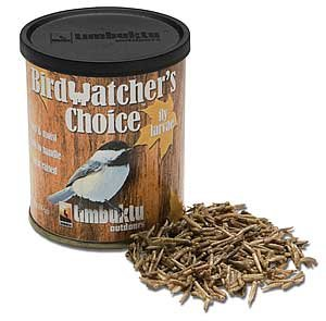 Birdwatcher's Choice: Fly Larvae, 70 g / 2.5 oz, My Pet Supplies