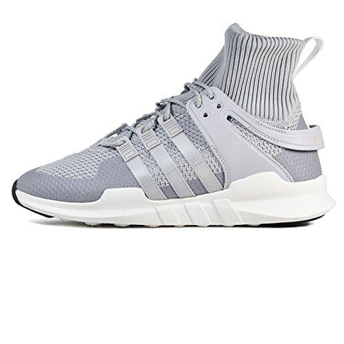 Adidas Mens Supporto Eqt Inverno Adv In Esecuzione Grigio Scarpa / Bianco