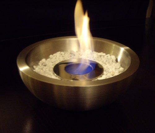 ethanol schale kleinster mobiler gasgrill. Black Bedroom Furniture Sets. Home Design Ideas